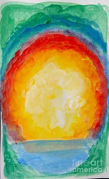 Anne Cameron Cutri - Sun Ensconced