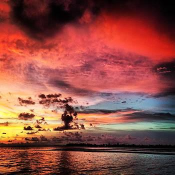 Sun Explosion by Justine Prato