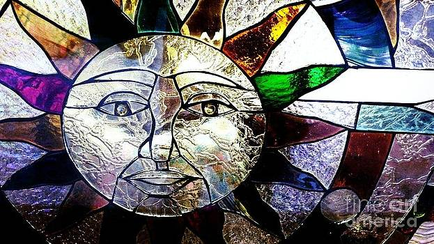 Sun Face by Sherry Stone