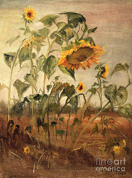 Art By Tolpo Collection - Sun Flowers
