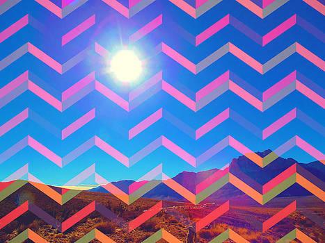 Sun God by Michelle Dallocchio