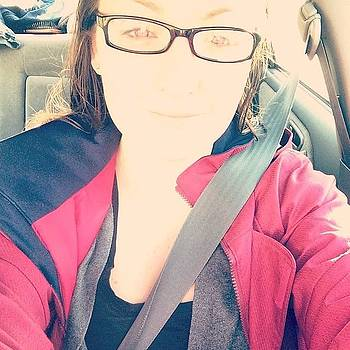 #sun Is In My #eyes Driving To #work by Crystal Duncanson