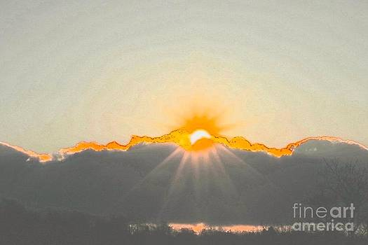 Sun by Jay Nodianos