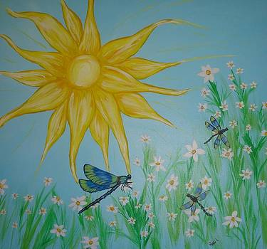 Sun Kissed by Patti Lauer