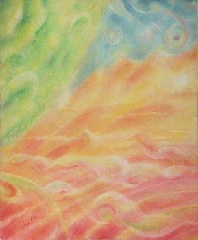 Sun Mountain by Joel Rudin
