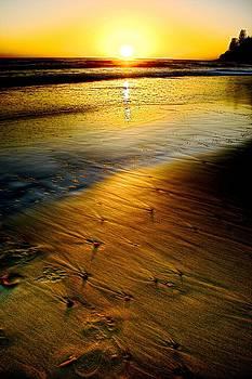 Sun Radiation by Shane Dickeson