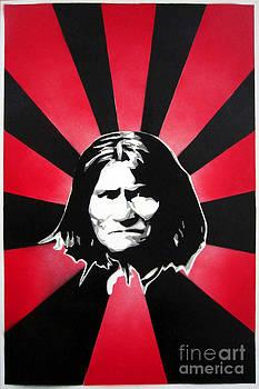 Sun Ray Geronimo by Noah Nez