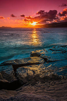Sun Rays by John Perez