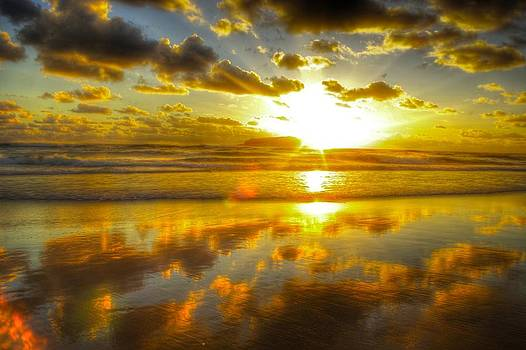 Sun Reflections by Shane Dickeson
