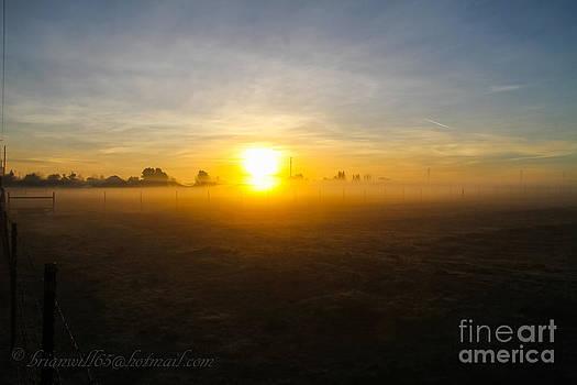 Sun Rise by Brian Williamson