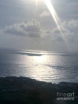 Sun Sea and cloude by Bgi Gadgil