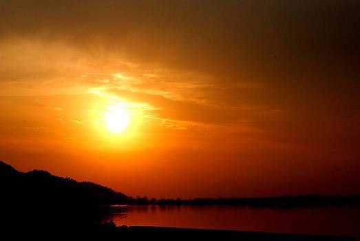 Sun Set- Viator's Agonism by Vijinder Singh