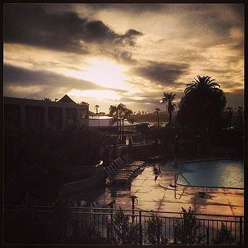 Sun Showers In Newport Beach by Brian Kalata