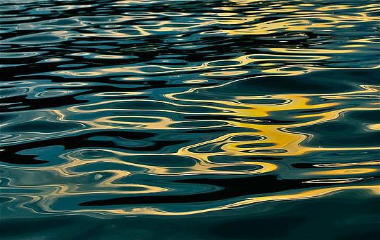 Sun Spill by Stella Marin