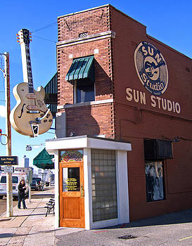 Sun Studio by James Rasmusson
