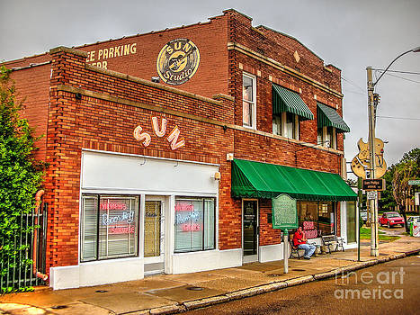 Paul Mashburn - Sun Studio