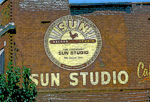 Sun Studio by Rick Thiemke