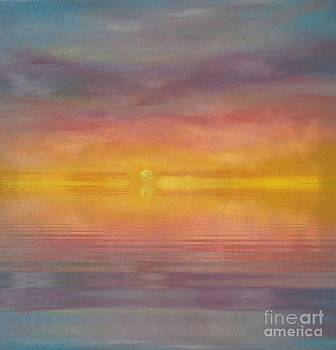 Sun Tapestry by Holly Martinson