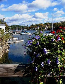 Sunapee Harbor 1 by Will Boutin Photos