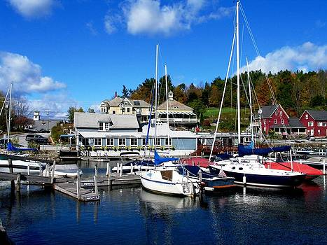 Sunapee Harbor 2 by Will Boutin Photos