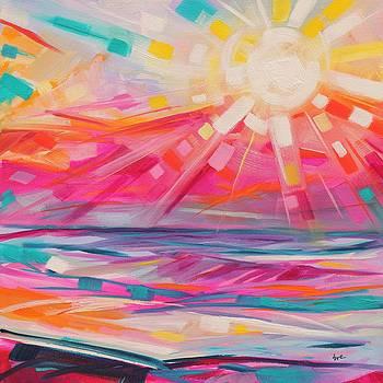 Sunbeaming by Eve  Wheeler