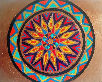 Sunburst by Amy Hassan