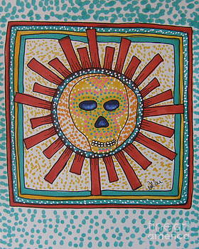 Sunburst by Marcia Weller-Wenbert