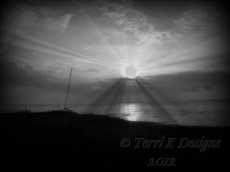 Sunburst by Terri K Designs