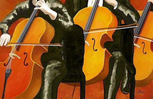 Sunday at the Symphony by Jennifer Allison
