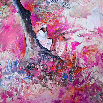 Miki De Goodaboom - Sunday by The Tree 02