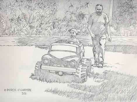 Sunday Drive by Derek O'Gorman