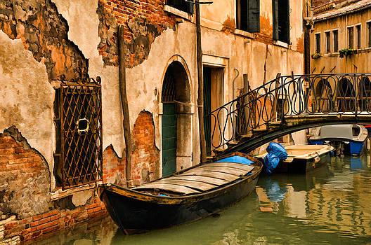 Mick Burkey - Sunday in Venice