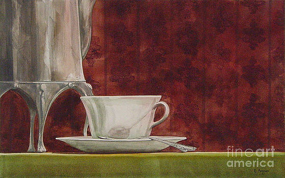 Sunday Morning Coffee by Charles Fennen