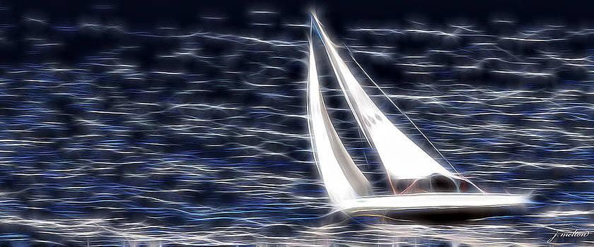 Sunday Sail by Jack Melton