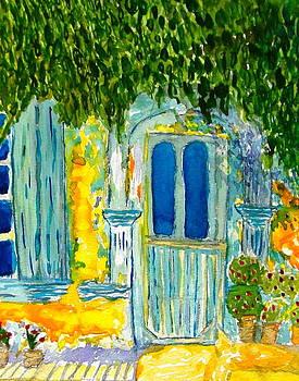 Sunday Tea by Esther Anne Wilhelm