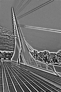 Sundial Bridge by Darren  Cornea