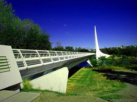 Joyce Dickens - Sundial Bridge Redding  CA