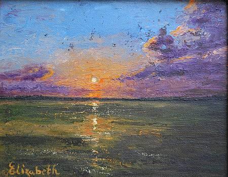 Sundown in Orange by Beth Maddox