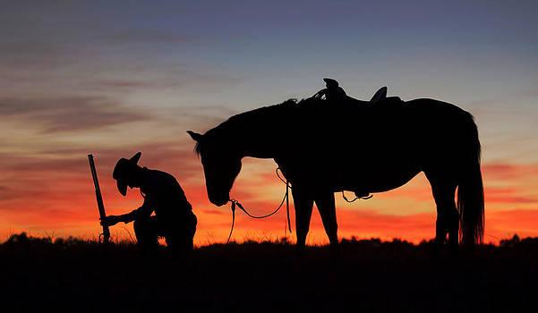 Sundown by Laura Greene