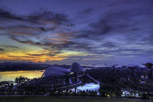 Sundown by Mario Legaspi