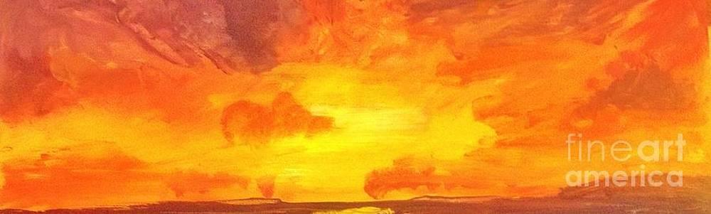Sundown by Michelle Hynes