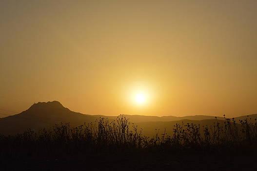 Sundown by Najlae SATTE