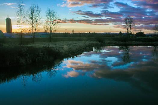 Sundown2 by Ed Nicholles