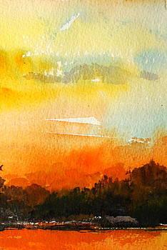 Sundowner by Wilfred McOstrich