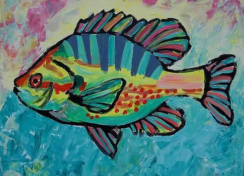 Sunfish by Krista Ouellette