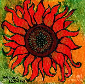 Genevieve Esson - Sunflower 2