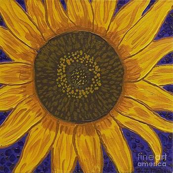 Vicki Maheu - Sunflower 2