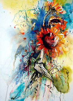 Christa Friedl - sunflower