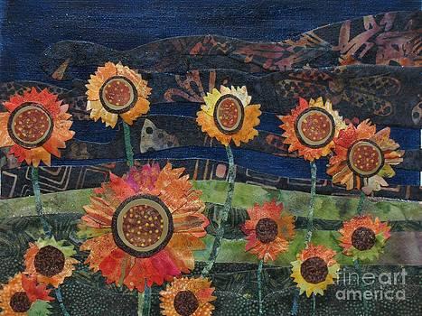 Sunflower Dance by Susan Minier