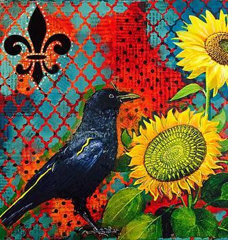 Sunflower by Kitty Miller